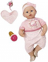 ����� BABY ANNABELL ��������, � �������, 46 ��, ZAPF CREATION