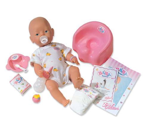 Как сделать ложку для куклы беби бон